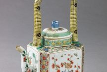 BEAUTIFUL TEA POTS