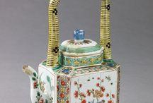 BEAUTIFUL TEA POTS