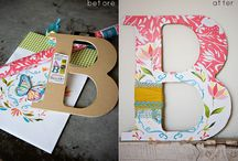 DIY Art & Display Ideas / by Kayla DuBois // Juneberry Events