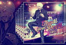 Thodi Jinni Peeti Hai / Dilbagh Singh's Thodi Jinni Peeti Hai song from album IamSinghDilbagh. A classic remake of thodi si jo peeli hai, Hottest indipop song of 2014