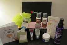 Target Beauty box / The target beauty box is a one-time purchase that is released about every season for only $7 and the box is usually valued between $28 - $35.  Sells out Fast!