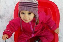 Outdoor play / Having fun outdoors