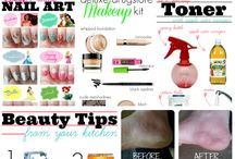 Beauty tips and tricks!