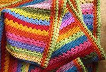 Crochet - Afghans & Blankets