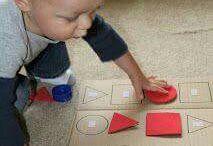 Geometrik şekiller- eşleştirme