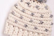 Crochet pattern - beanie