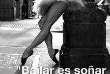 bailar es soñar con los pies... / danza