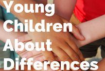 Difference and Diversity / Teaching younger students about the differences in society
