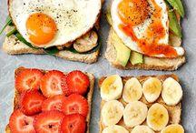 desayuno y once