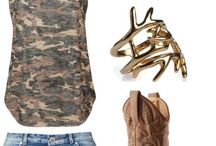 country clothes.