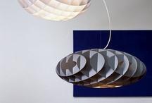 Laser cut lamp shade inspiration