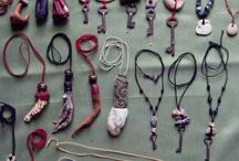 amulets as jewelry