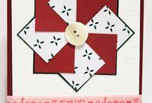pinwheel / pinwheel kaarten