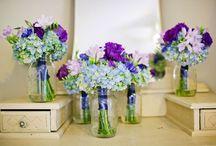 Wedding flowers / by Alisa Gruner