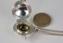 Handmade Lockets / by Beth Millner Jewelry