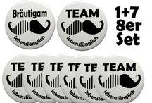 JGA Buttons für Männer
