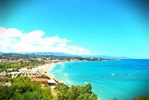 Τσιλιβί Παραλία, Ζάκυνθος / Tsilivi Beach, Zakynthos