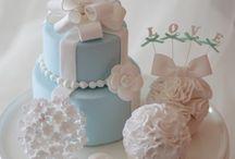 婚礼製菓、クレイケーキ、ウエディングケーキ