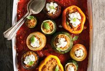 Vegetarian / Our best recipes... minus the meat!
