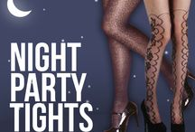 NEW IN - Party Night Tights / Seductive & classy regular/plus size leggings & tights to keep you up all night! / by Tights Please