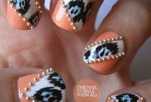 Nails / Cute nails and nail polish