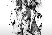 ART / Street Art, Paintings, Pencil Drawings & More
