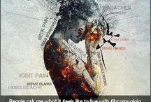 Fibromyalgia/ Chronic Pain / by MICHELE KELLEHER
