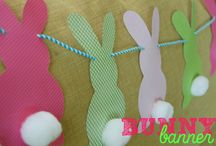 Craft - garlands, banners, streamers / projects to bring colour into any occasion
