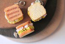soo cute miniture food