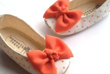 Inspiration to use children's shoe clips