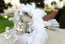 Bridal Bouquets / Bouquet ideas for bride, bridesmaids and flower girls