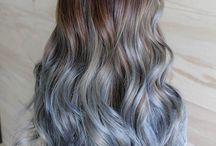 azul pelo
