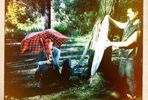 """Hermanoz / En este tablero se encuentra un registro fotográfico del proceso artístico y rodaje del cortometraje """"Hermanoz""""; donde hice la DIRECCION ARTISTICA. España-2014"""