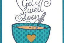 Get well - card