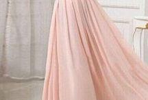 inspiração vestido madrinha