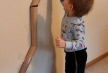 Yeni yürüyen bebek aktiviteleri