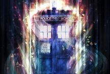 Mad man in a box  / Doctor who / by Holly Meadows