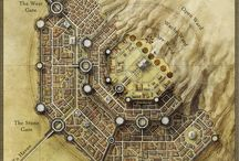 "Walled cities / ""The walled cities"" seems like the huge city surrounded with walls But no one knows how deep and extraordinary level of detailing and layers it consists of."