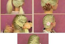 hair + cosmetics