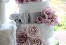 Wedding Cakes / by Lorraine Manawil