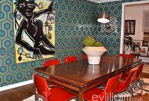 Yemek Odası Dekorasyon