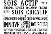 { Des Mots ~ Des Phrases ~ Des Citations }