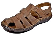 Fisherman Leather Sandal