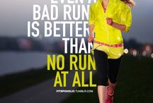 Running motivation & clotheses