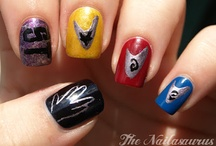 Awesome Nails / by Kayla Kettelson