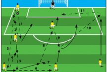 Soccer Attaching Drills