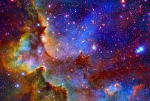 galaksi ve doğal olaylar