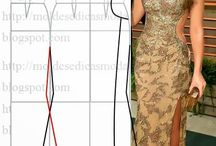 dress pattern and size chart