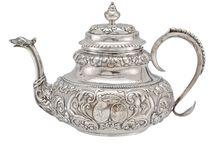 teapots / by Gayna Seamons Stafford