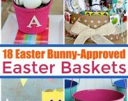 Easter Ideas / DIY Easter baskets, candy ideas, best bunny items!